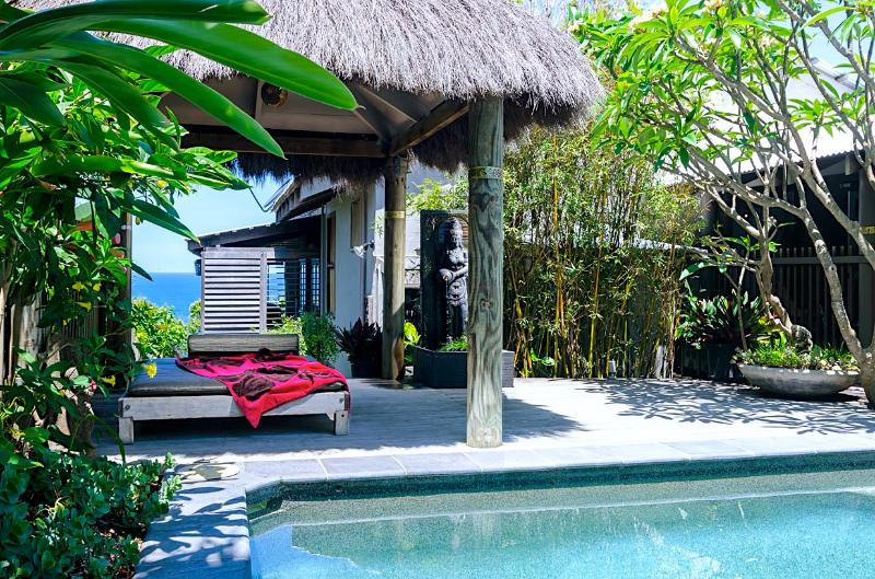 Relaxing balinese ambience... - BALINESE BEACH HOUSE  NOOSA   -  Luxury Holidays - Noosa - rentals