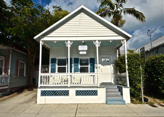 """ALMOST SOUTHERNMOST"" - Private Hot Tub - Half Block To Duval St. Sleeps 6 - Image 1 - Key West - rentals"