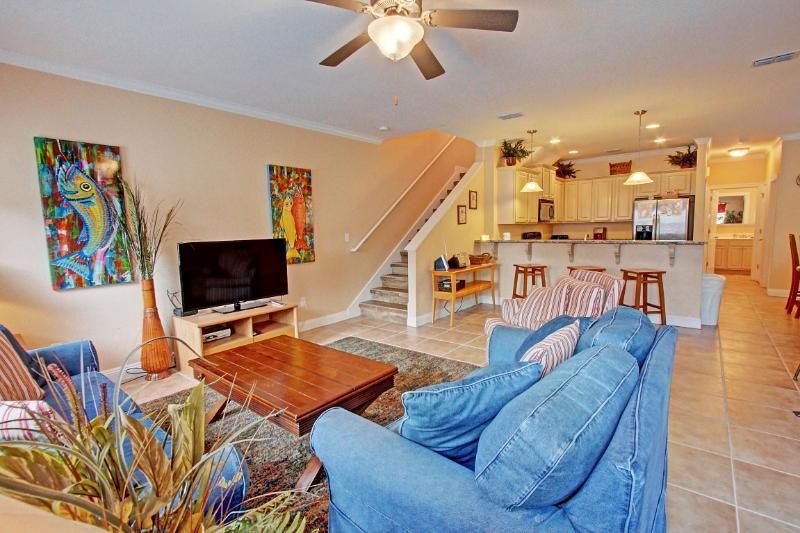 Betting On The Sun -AVAIL 7/13-7/16! 3BR/3BA-Villages of Crystal Beach! NEW Flatscreens - Image 1 - Destin - rentals