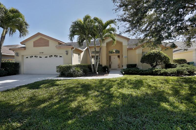 Front - Briarwood, Sunbury Ct. 5130 - Naples - rentals