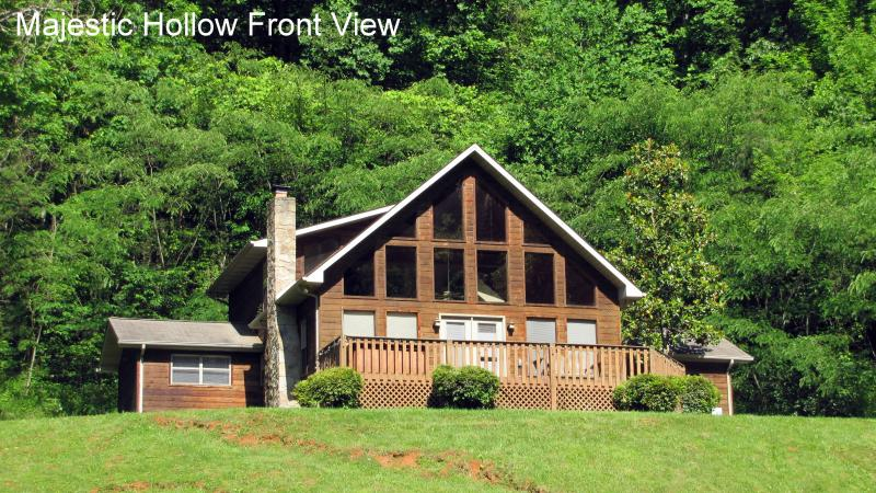 Majestic Hollow - Image 1 - Townsend - rentals