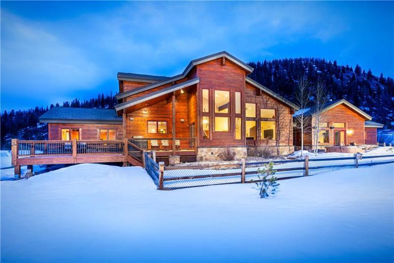 Swan River Retreat - Private Home - Image 1 - Breckenridge - rentals