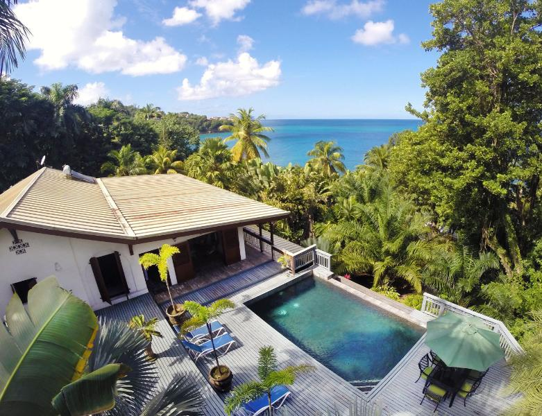 Welcome to the Barefoot Beach Villa... - Barefoot Beach Villa - Saint Lucia - rentals