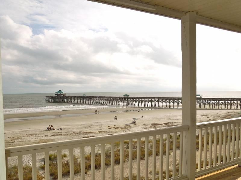 Ocean View - Folly Beach Suites 3C - Folly Beach, SC - 1 Beds BATHS: 1 Full - Folly Beach - rentals