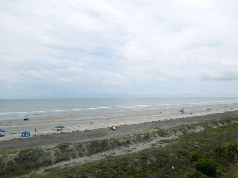 Ocean View - Ocean Pointe Villa 301 - Folly Beach, SC - 3 Beds BATHS: 3 Full - Folly Beach - rentals