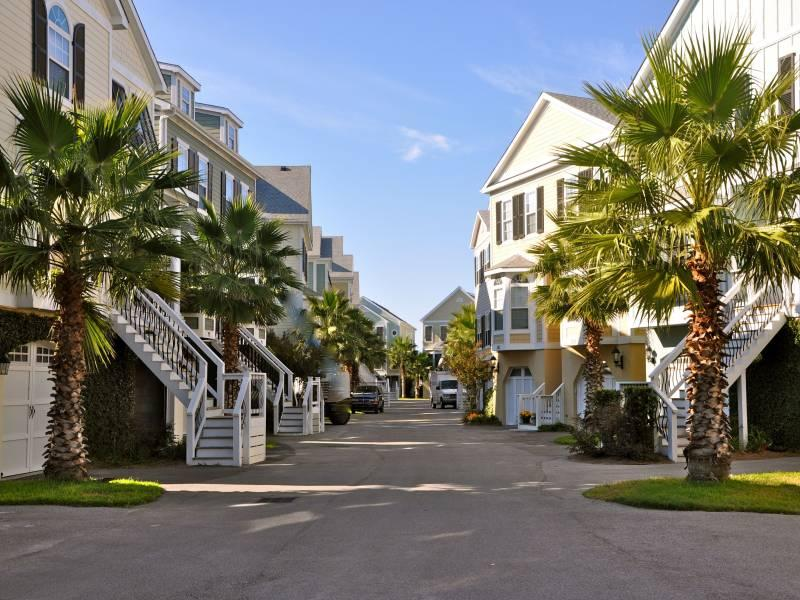 Water's Edge - Water's Edge 118 - Folly Beach, SC - 3 Beds BATHS: 3 Full - Folly Beach - rentals