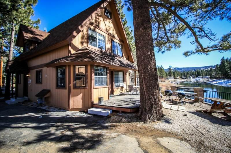Breezy  Estate   # 114 - Image 1 - Big Bear Lake - rentals