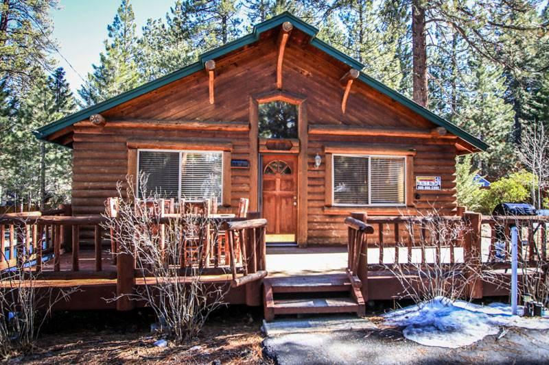Four Seasons Summit Retreat #955 - Image 1 - Big Bear Lake - rentals