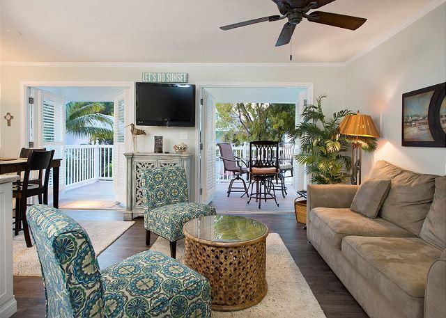 Shipyard 106-2 1 Bedroom newly renovated Condo - Image 1 - Key West - rentals