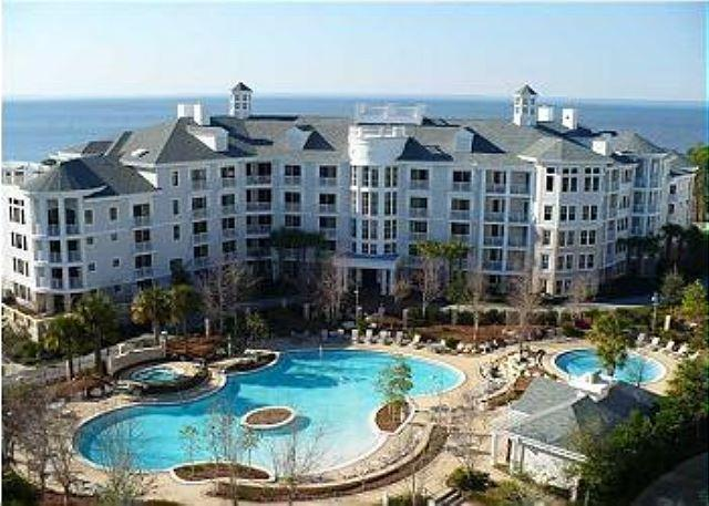 Bahia 4129 cozy ground floor condo - FREE Golf at Baytowne or Links! - Image 1 - Sandestin - rentals