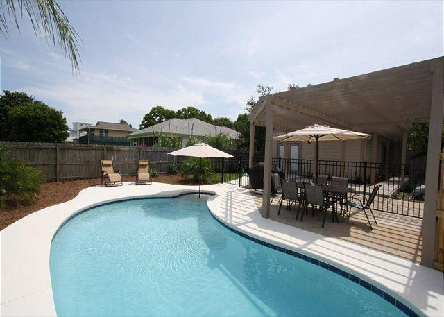 Pelican Retreat ~ Brand New home with Private Pool! - Image 1 - Destin - rentals