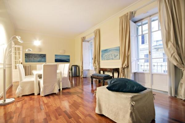 CR655m - ST. PETER GORGEOUS APARTMENT - Image 1 - Rome - rentals