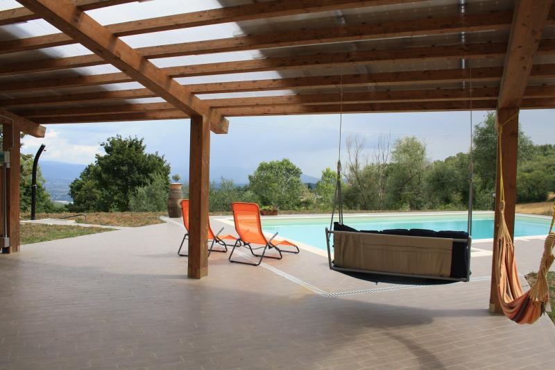 Tuscany countryside Arezzo,swimming pool, riding - Image 1 - Capolona - rentals
