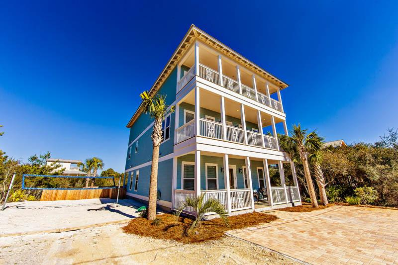 Sea it All - New 10br, Private Pool and Volleyball - Image 1 - Seagrove Beach - rentals