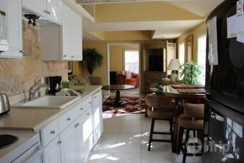 From front door - The Royal Palm Cottage - Fort Myers Beach - rentals