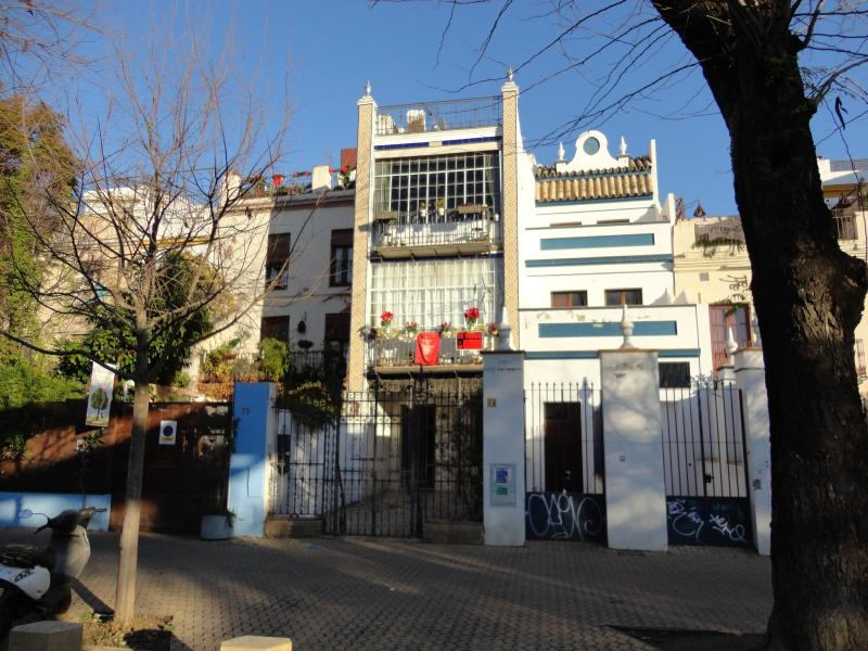 The Building - BEAUTIFUL APARTMENT IN THE OLD CENTER OF SEVILLE - Seville - rentals