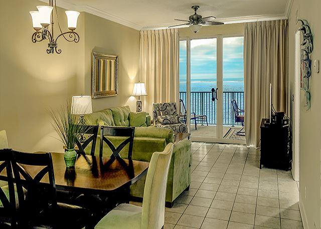 LUXURY LIVING SPACE - Luxury Penthouse for 6 Open Week of 3/28 - Panama City Beach - rentals