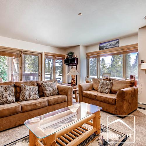 Tyra Chalet 126Two (TYC126Two) - Image 1 - Breckenridge - rentals
