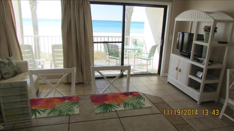 Breathtaking Views from 1 Bedroom Beachside Balcony - Image 1 - Panama City Beach - rentals