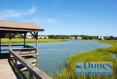 Inlet Point 5-A - Image 1 - Pawleys Island - rentals