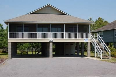 "Montgomery - ""Fishing Fever"" - Image 1 - Pawleys Island - rentals"