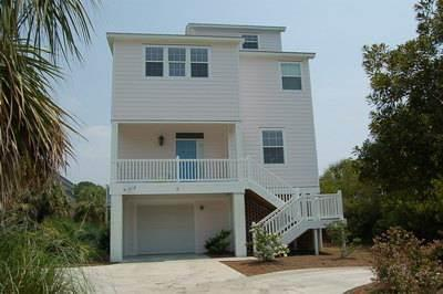 The Pink House - Image 1 - Pawleys Island - rentals