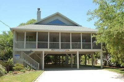 The Beach House - Image 1 - Pawleys Island - rentals