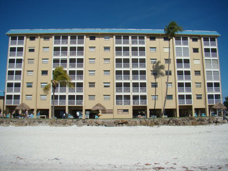 "Beachfront on the Gulf of Mexico - Voted ""Best Condominium on the Beach"" Beachfront - Fort Myers Beach - rentals"