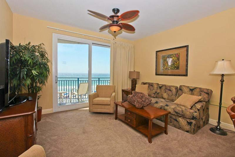 SunRise   In A  Beautiful Penthouse for 8, Bch Svc - Image 1 - Panama City Beach - rentals