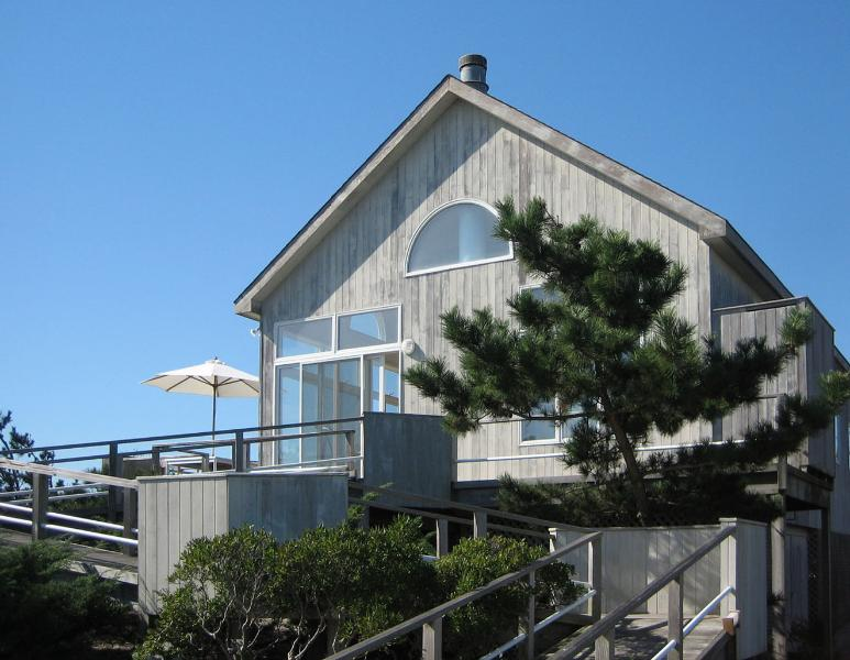 Oceanfront Contemporary House - Fire Island - Image 1 - Fire Island - rentals