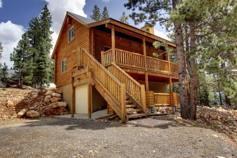 Three Bears Cabin - Image 1 - Duck Creek Village - rentals