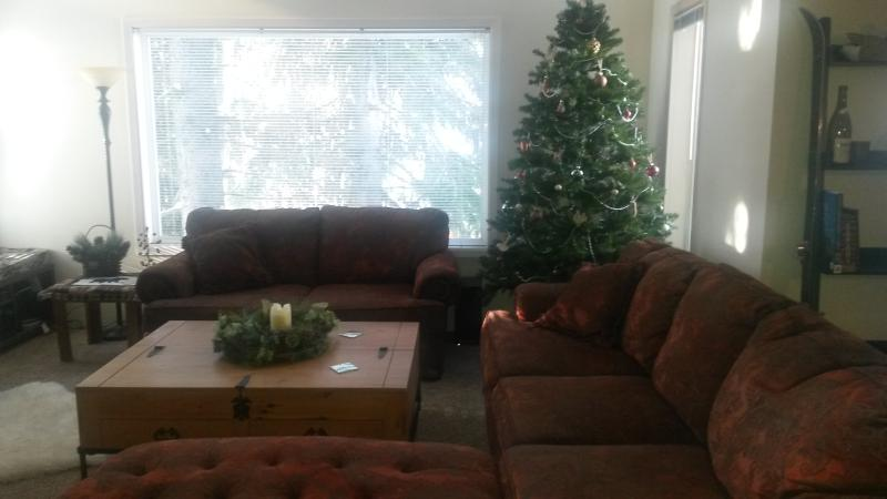 Cozy living Room - One of the Best Properties on the on Big White Ski - Big White - rentals