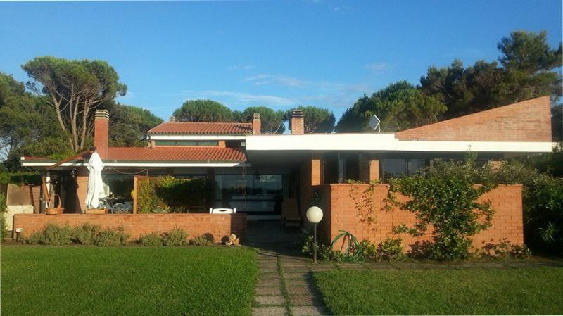Delightful Apartment in SemidetachedVilla on shore - Image 1 - Monte Argentario - rentals