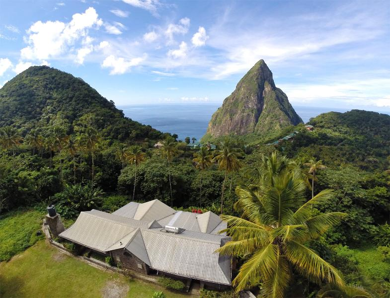 Welcome to the Jaco Pitons Villa.. - Jaco Pitons | Away-from-it-all with Pitons Views - Soufriere - rentals