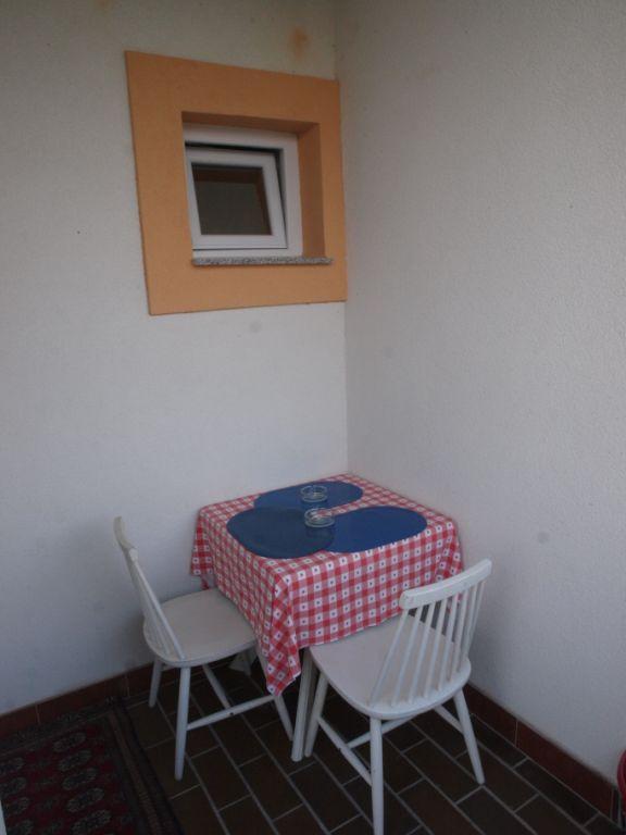 1D(3): balcony - 7173  1D(3) - Nin - Nin - rentals