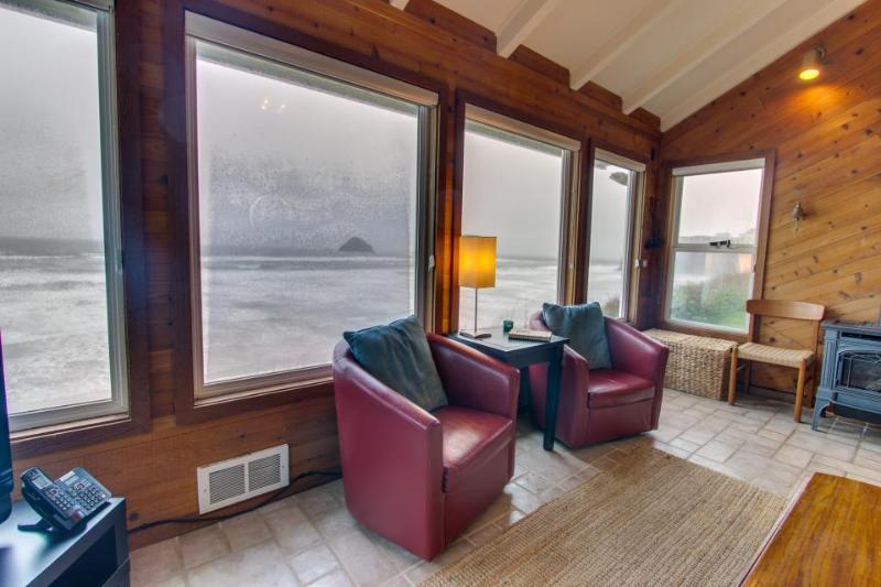 Blue Sea Oceanfront Cottage - Image 1 - Oceanside - rentals