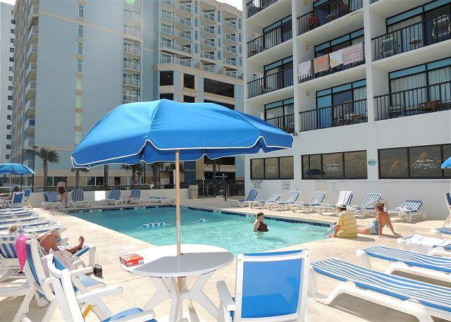Nice Sands At South Beach Oceanside Unit with Pool - Myrtle Beach SC - Image 1 - Myrtle Beach - rentals