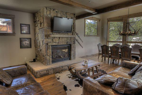 LR962 The Timberline at Lewis Ranch 4BR  4BA - Lewis Ranch - Image 1 - Copper Mountain - rentals