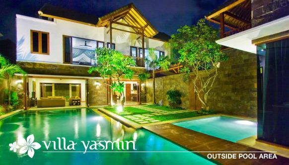 4 Bed Luxury Villa Seminyak Bali great location - Image 1 - Bali - rentals