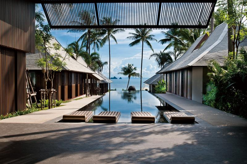 Villa Akatsuki Koh Samui - View - Villa Akatsuki - Beachfront Lipa Noi - Koh Samui - rentals
