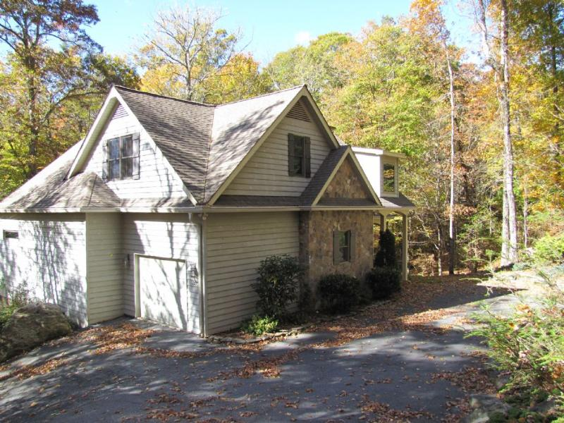View from Street - Woodland's View - Highlands - rentals