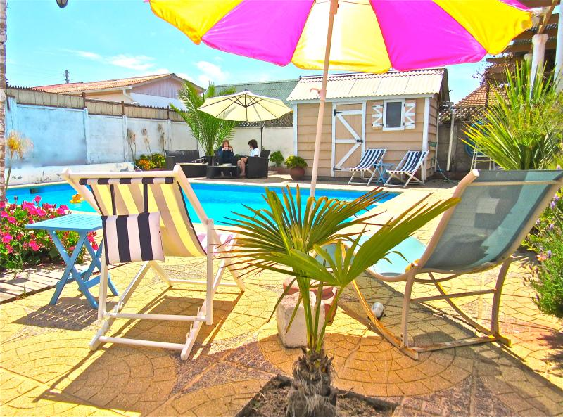 """""""HOME by the OCEAN""""'   LIVE LIKE A LOCAL & experience the lifestyle of Las Cruces - Image 1 - Valparaiso - rentals"""