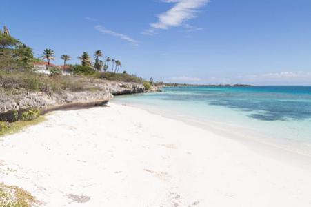 Beach in back yard! - Aruba Beachfront home in The Colony - Aruba - rentals