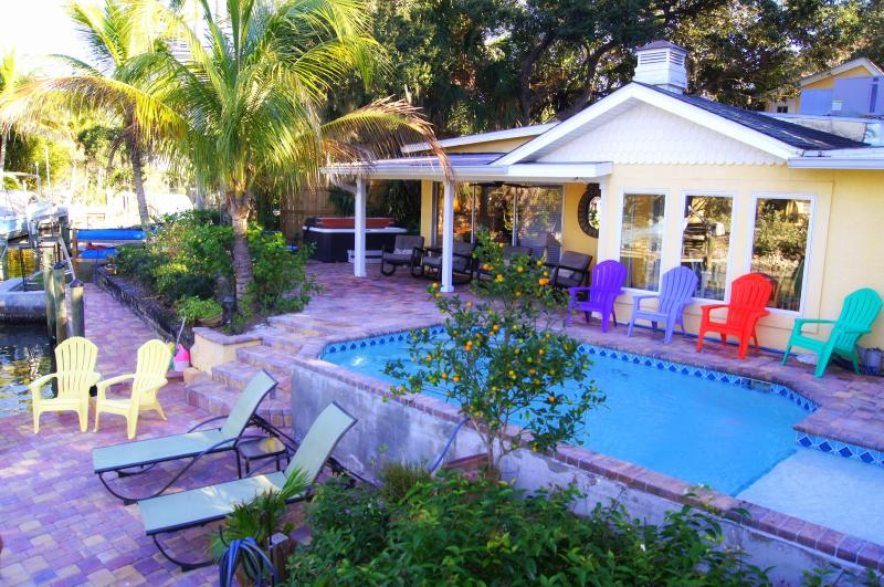 The Grand Canal Cottage - Image 1 - Siesta Key - rentals