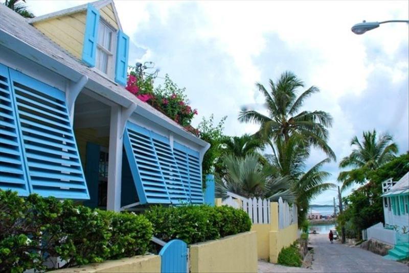 Yellow Bird - Image 1 - Harbour Island - rentals
