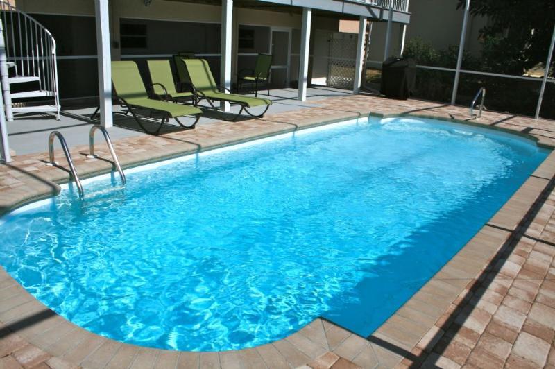 Pool  - BREAK1161 - Marco Island - rentals