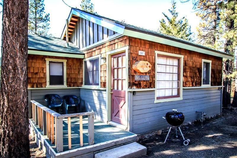 Little Pines #102 - Image 1 - Big Bear Lake - rentals