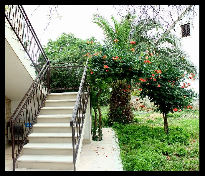 staircase (house and surroundings) - 8273  A6(6+1) - Supetar - Supetar - rentals