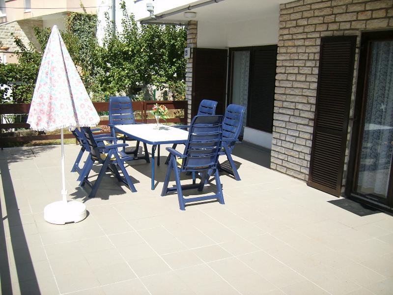 A1(6+1): terrace - 35706 A1(6+1) - Zadar - Zadar - rentals