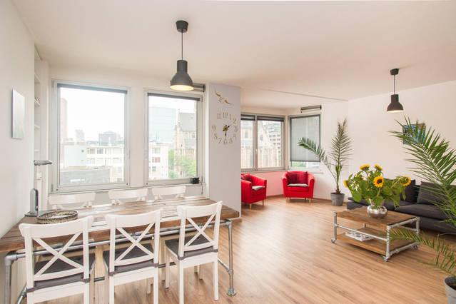 Marvelous Midtown Apartment - Image 1 - Rotterdam - rentals